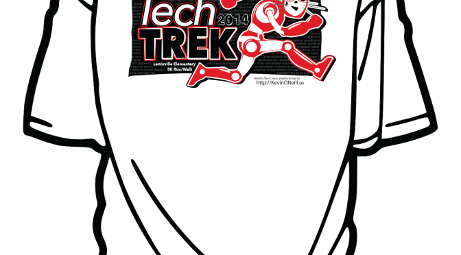 TechTrek2014-T-Shirt