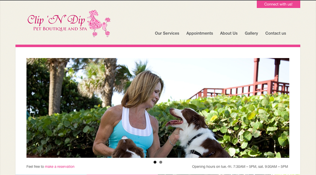 Clip-n-Dip-Boutique-home-page