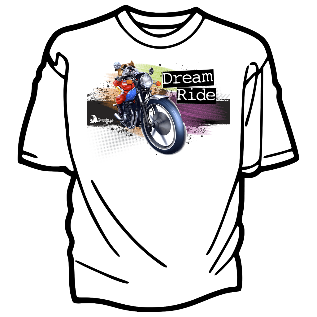 Dream-Ride-T-Shirt
