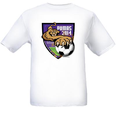 Soccer-2014-Spring-U10-Pumas-T-Shirt