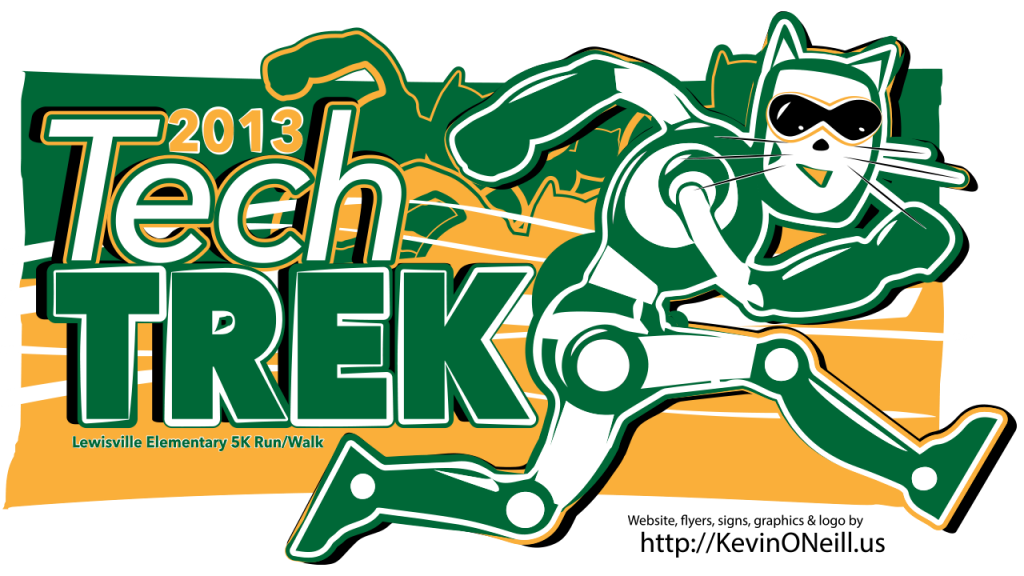 TechTrek2013-T-Shirt-Art