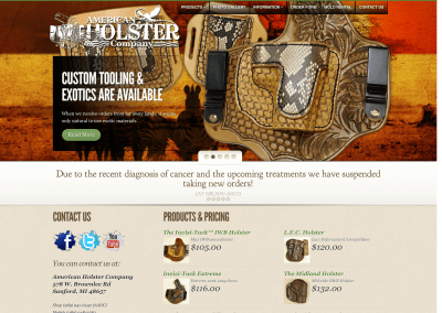 American Holster Company