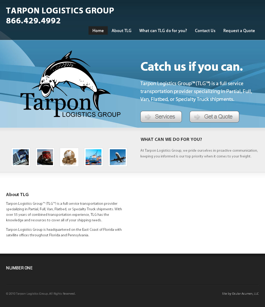 Tarpon Logistics Group