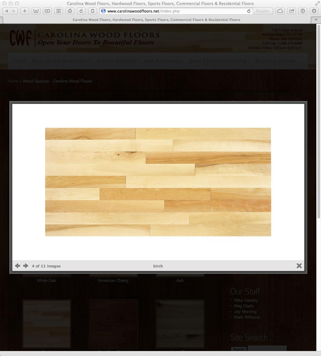 Carolina Wood Floors WB Designs - Carolina Wood Floors WB Designs